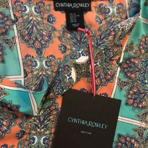Cynthia Rowley Tops - Cynthia Rowley Shirt